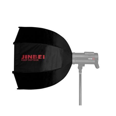 JINBEI Deep Parabolik 70cm Octagonal Speedbox Professional Softbox